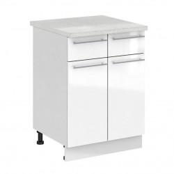 Шкаф нижний 600 (С ящиком)