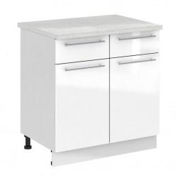 Шкаф нижний 800 (С ящиком)