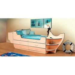 """Кровать """"Кораблик"""""""