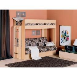 Диван - кровать двухъярусная