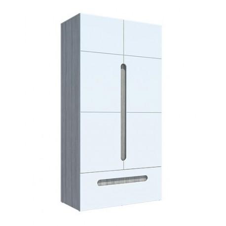Шкаф 2-х створчатый с ящиком (Палермо)
