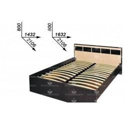 """Кровать """"Сабрина-3"""""""