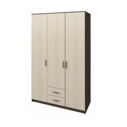 "3-х створчатый шкаф ""ШКР 1200.1"" (Ронда)"