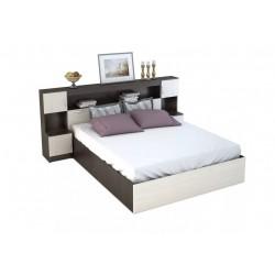"""Кровать с прикроватным блоком """"Бася"""""""