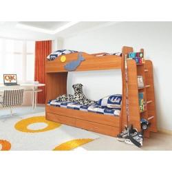 Кровать Двухъярусная (Риал)