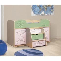 """Кровать """"Омега - 5"""""""
