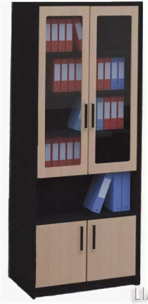 """книжный шкаф """"Капучино-2"""""""