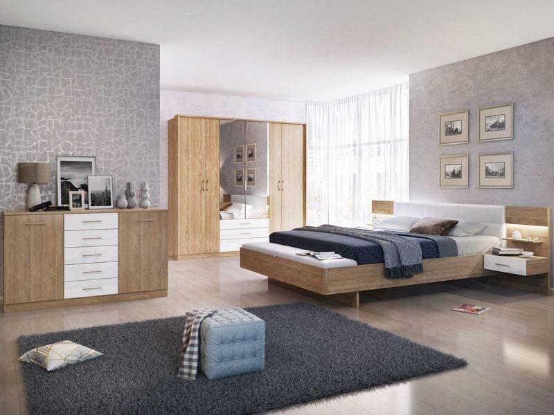 """Кровать 1800 с банкеткой """"Беата"""""""