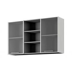 Шкаф верхний комбинированный 1200 (София)
