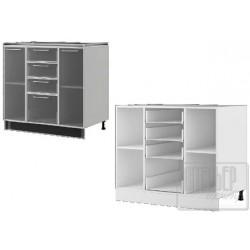 Шкаф нижний комбинированный 1200 (София)