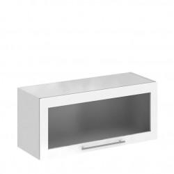 Шкаф горизонтальный 800 (Со стеклом)