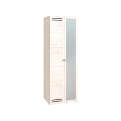 "Шкаф для одежды 54 Зеркало ""Бриз"""