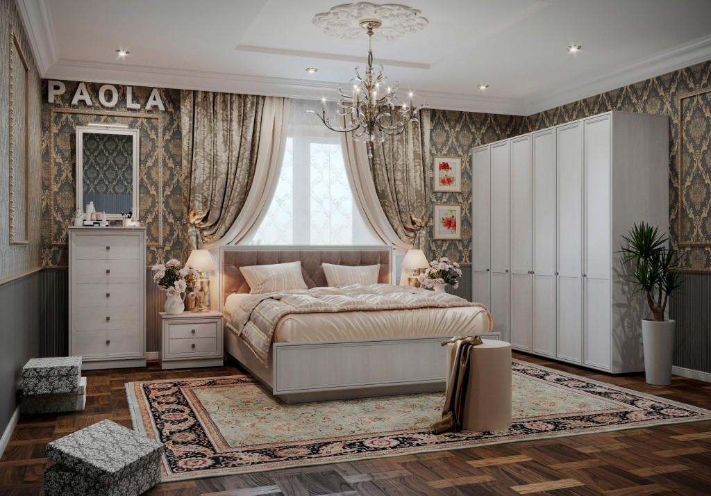 "Модульная спальня ""Paola"""