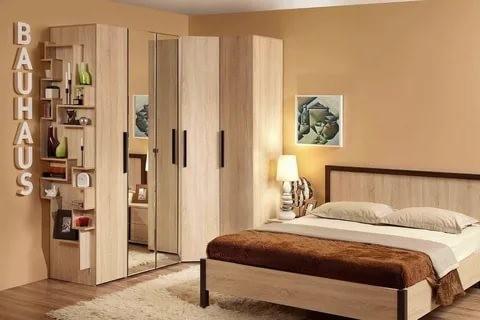 """Модульная спальня """"BAUHAUS"""""""