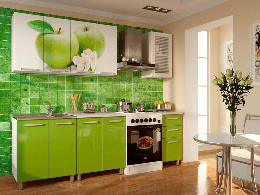 """Кухня """"Яблоко 1.8"""""""