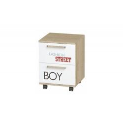 """Тумба выкатная """"Сенди"""" ТБ-07 Street Boy"""