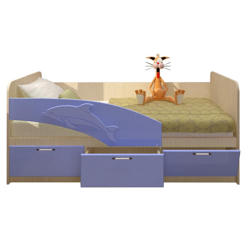 """Кровать """"Дельфин"""" 800*1600"""
