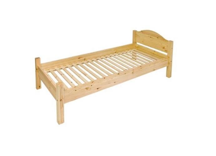 """Кровать """"Из массива №1"""""""