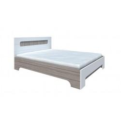 Кровать КР-003 Палермо-3 (1400)