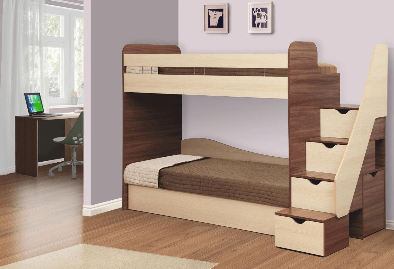 """Кровать двухъярусная """"Адель 3"""""""