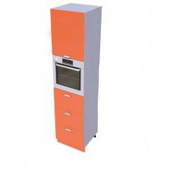 Кухонный стол КС- 37/920 пенал-духовка 3+1 (Феникс)