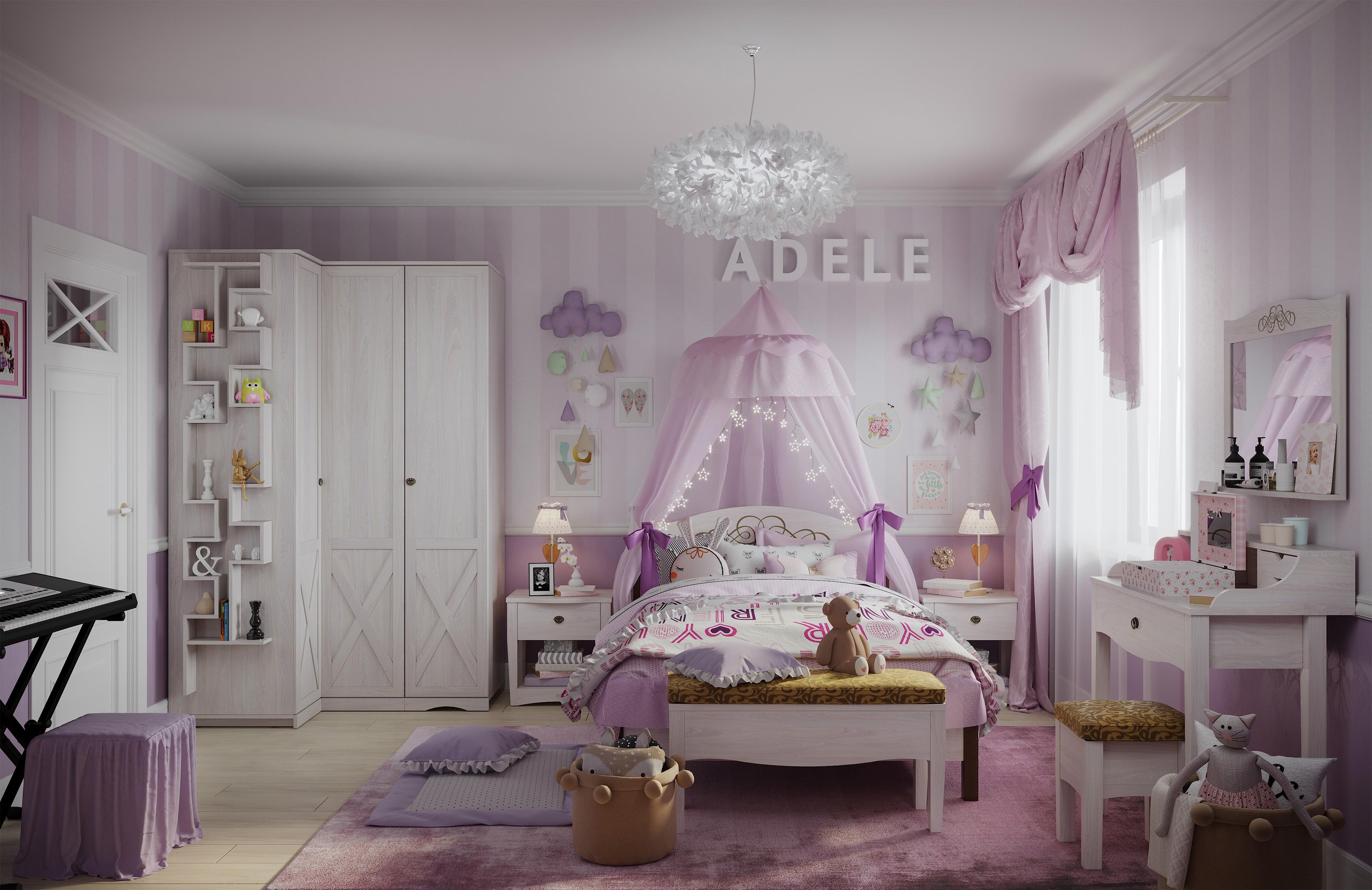 """Модульная спальня """"ADELE"""""""