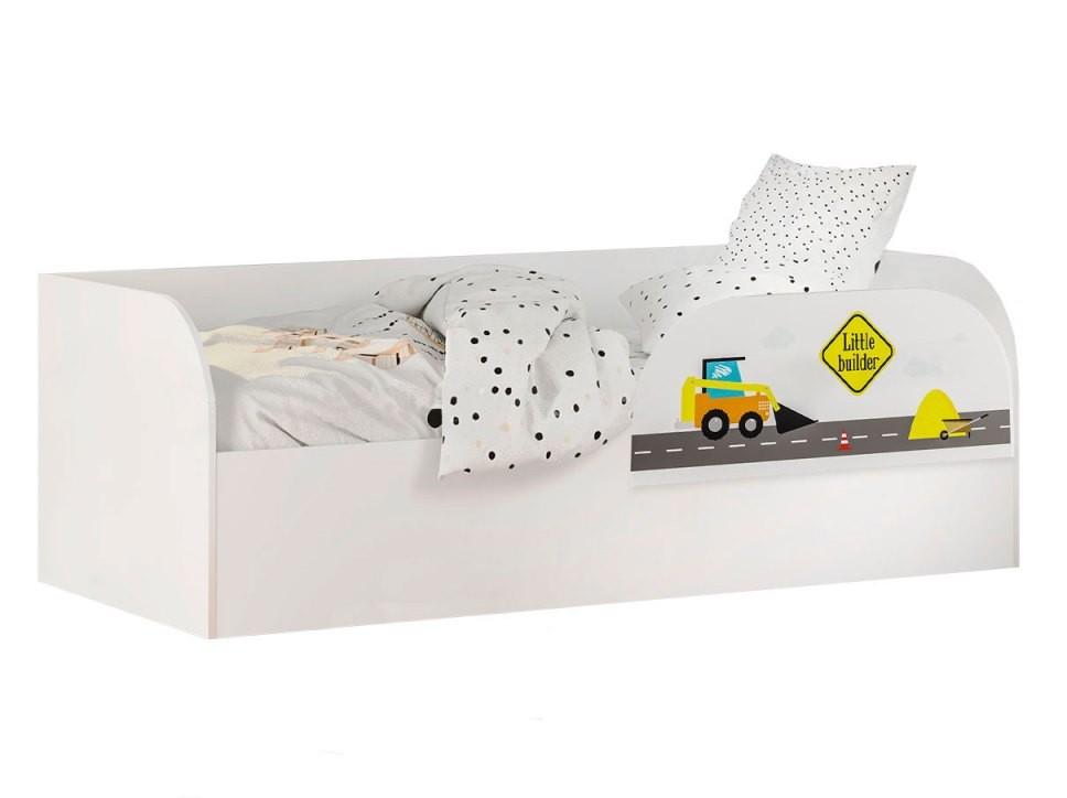 """Кровать детская КРП-01 """"Трио"""" логика"""