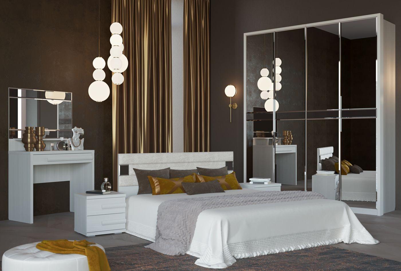 Модульная спальня Леонардо