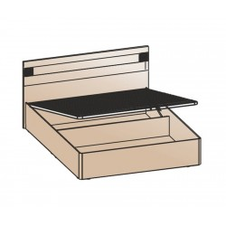 Кровать Леонардо КРП-206 (1400)