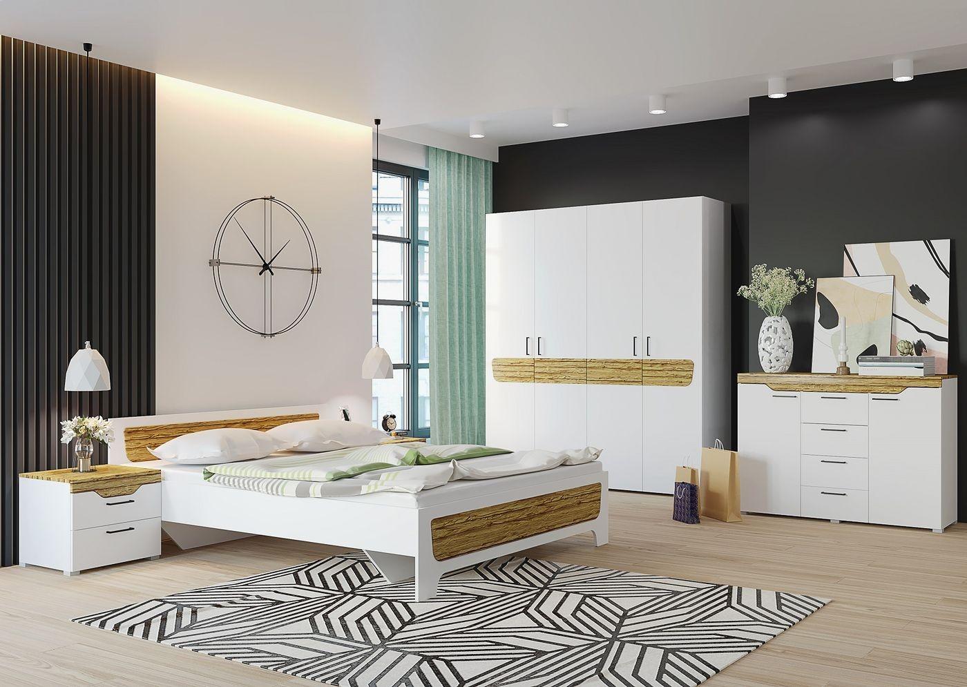 Модульная спальня Милана