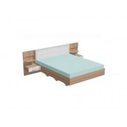 """Кровать 1600 с банкеткой """"Беата"""""""