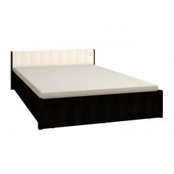 Кровать BERLIN32 (1600) со стац. осн. металл