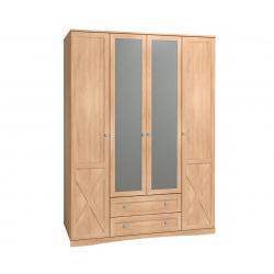 """Шкаф для одежды и белья 9 """"ADELE"""""""