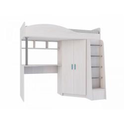 Кровать двухъярусная Каприз-1