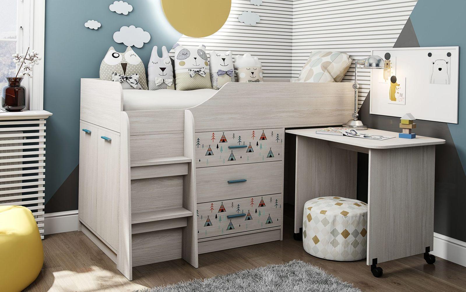Кровать Каприз-5