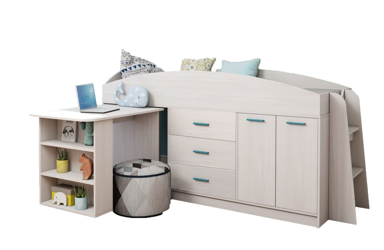 Кровать двухъярусная Каприз-12