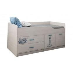 Кровать Каприз-17 с рисунком