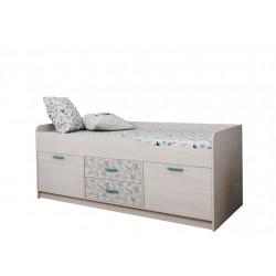 Кровать Каприз-19 с рисунком