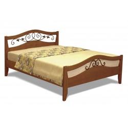 Кровать Алиса с ковкой (1800)