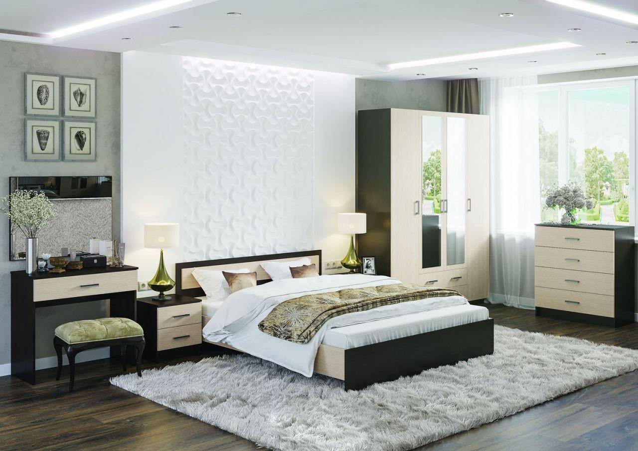 Кровать Гармония КР 602 (1400)