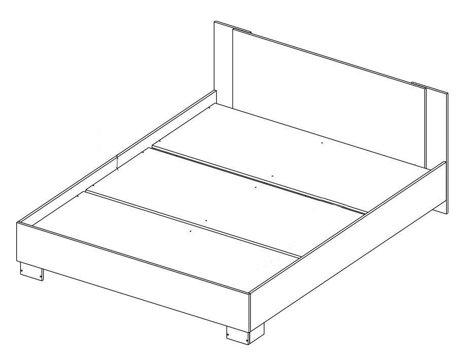 Кровать Nova