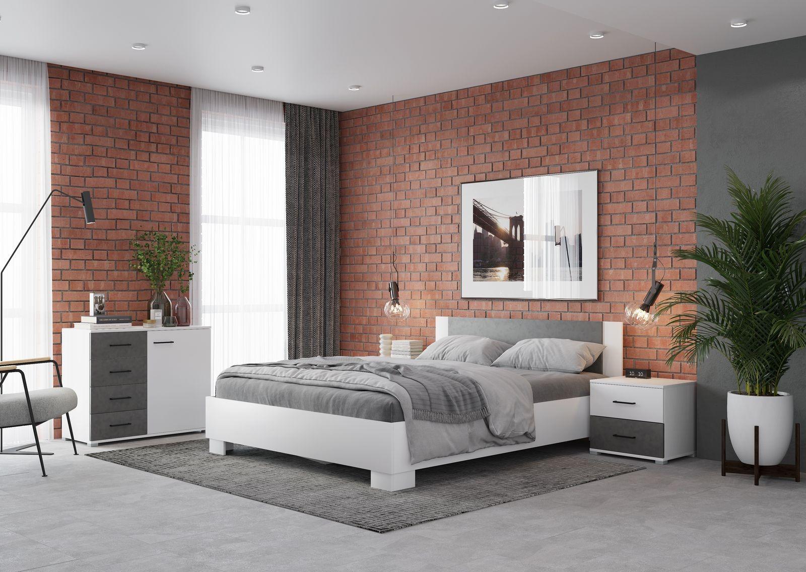 Модульная спальня Nova