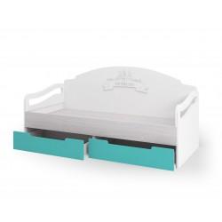 Кровать с ящиками КР 051 Миа