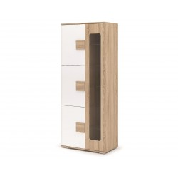 Шкаф-витрина ШК 113 Афина