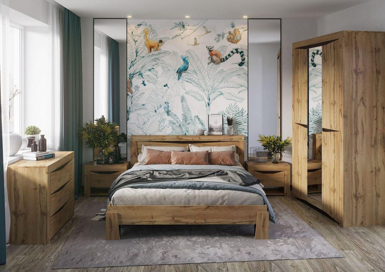 Модульная спальня Паола