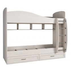 Кровать двухъярусная ПРН.10 Принцесса