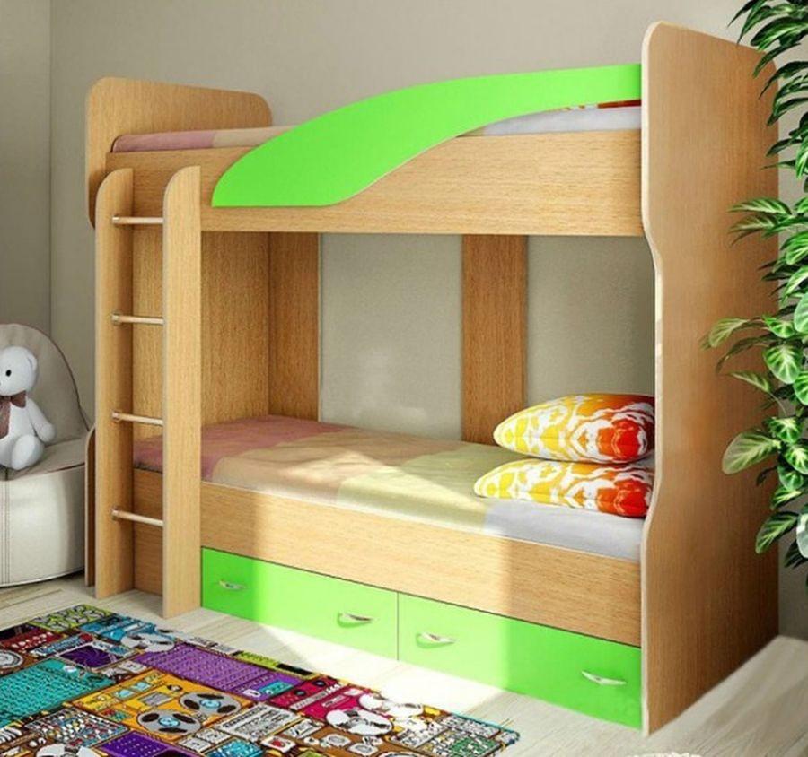Кровать двухъярусная Мийа А