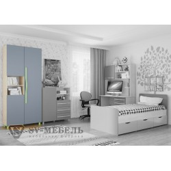 Шкаф комбинированный (Алекс 1)