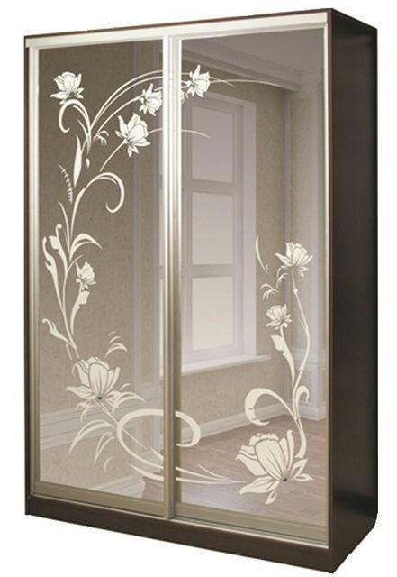 Шкаф-купе «Каменный цветок»