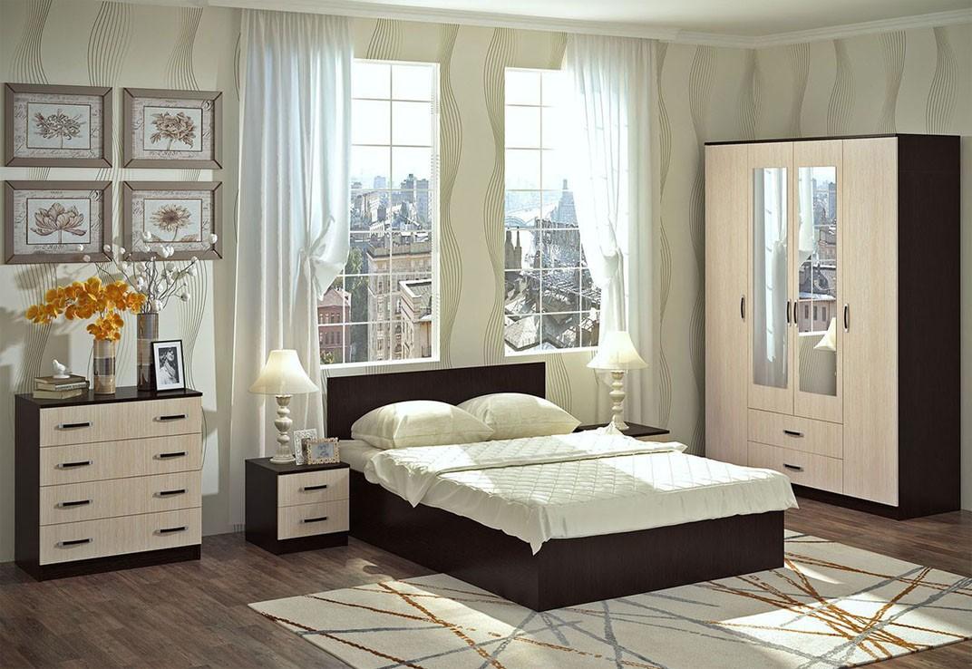 """Модульная спальня """"Рондо"""""""